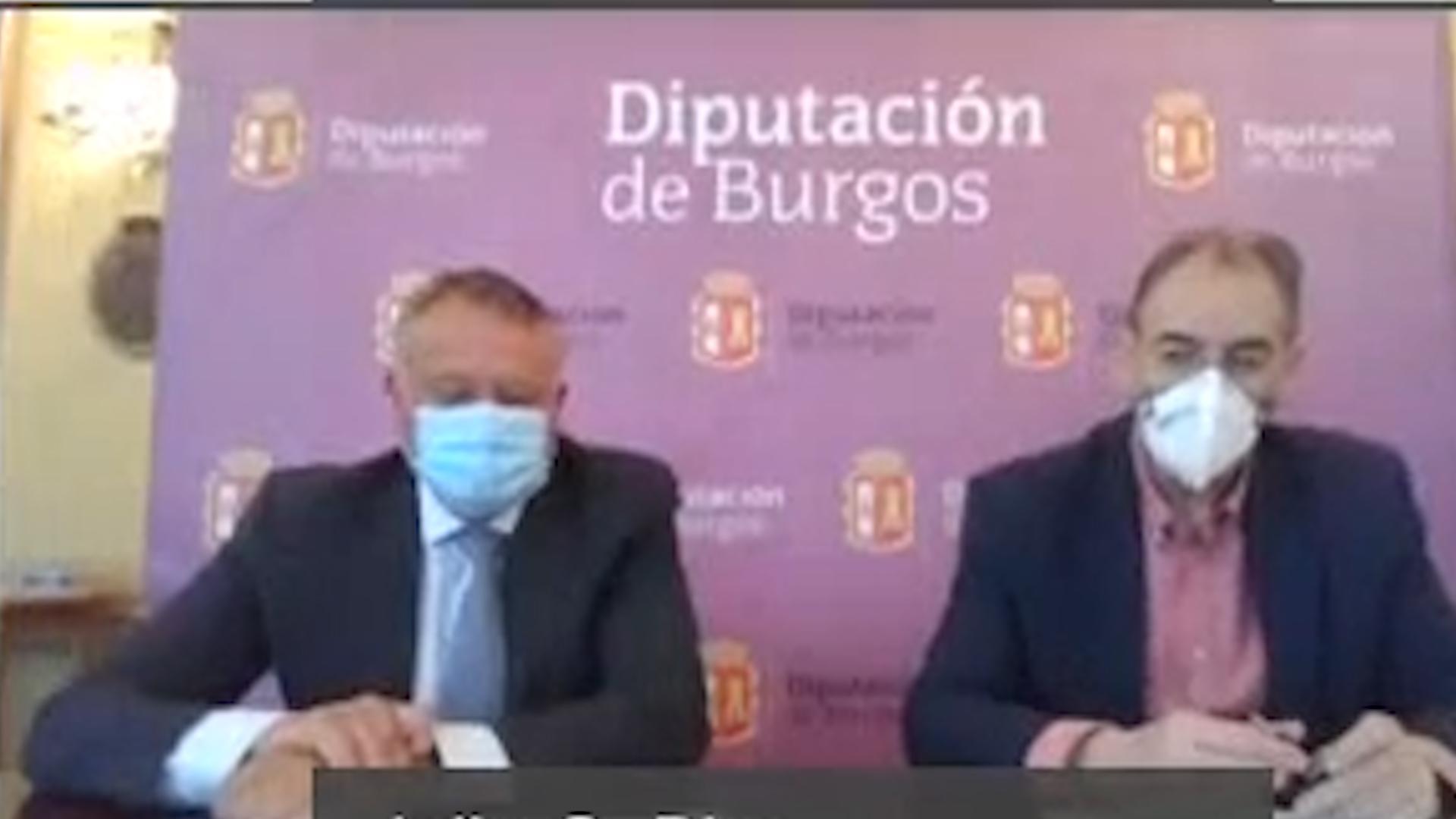 Sodebur y FAE Burgos fomentan la digitalización de las empresas rurales para la reactivación económica