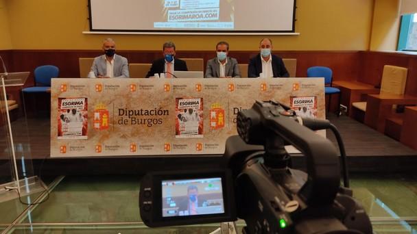 Roa de Duero acoge el Campeonato de Esgrima 2021