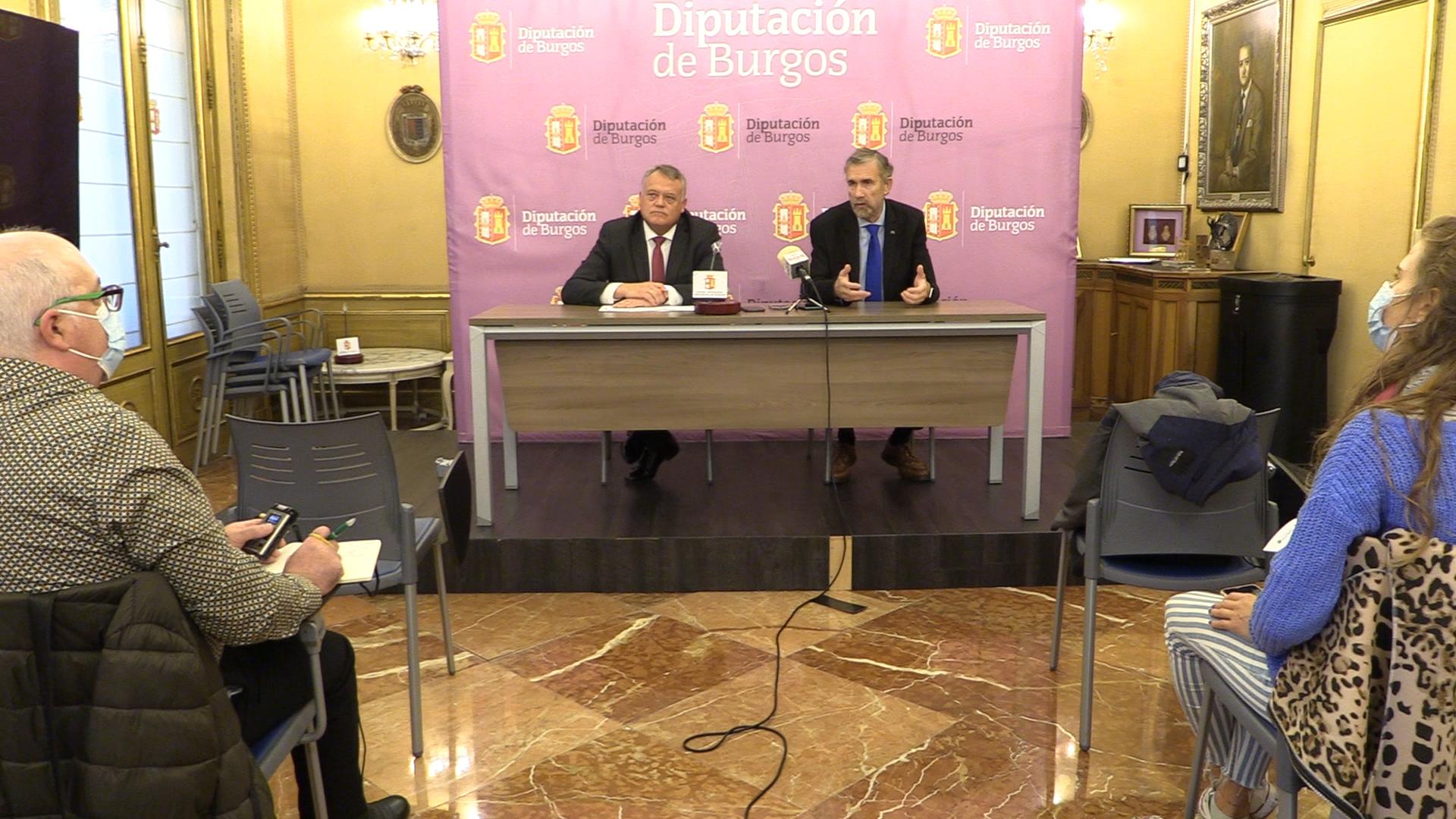 SODEBUR promueve la repoblación apoyando el trabajo en el medio rural