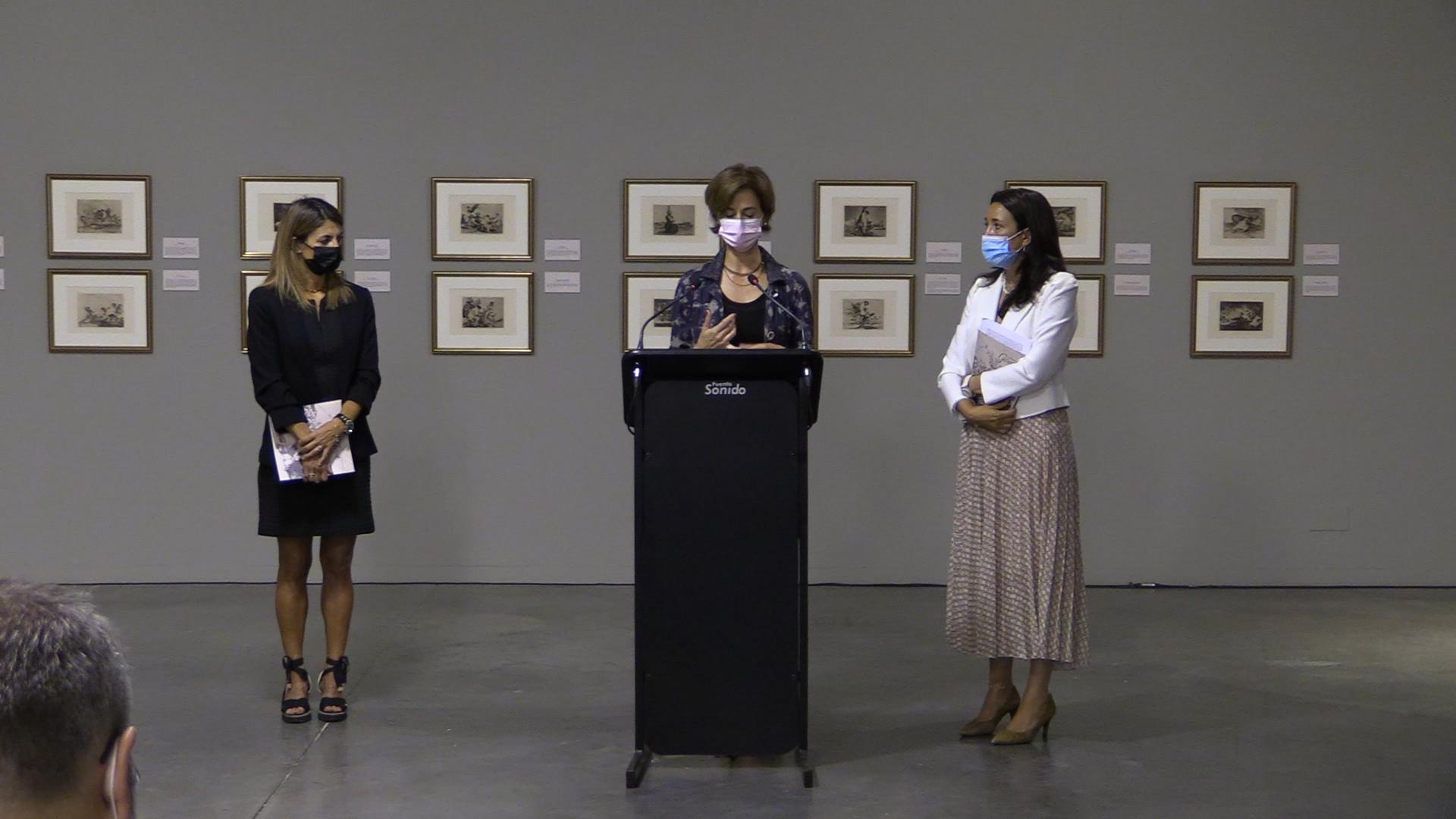 Fundaciones Cajacírculo e Ibercaja presentan la exposición de grabados de Goya Los desastres de la Guerra
