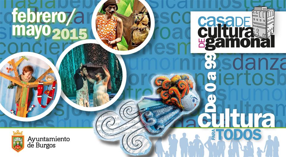 Casa cultura Gamonal