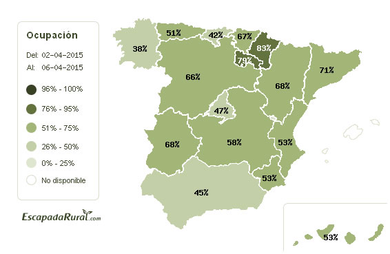 Mapa ocupación 02-06 abril_escapadarural.com