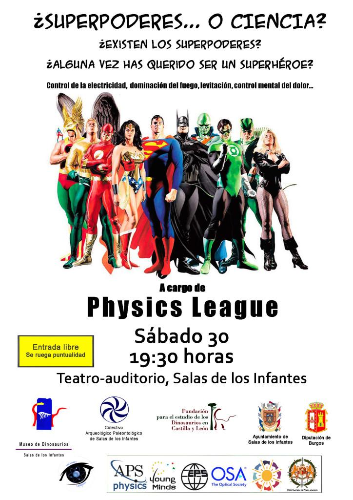 cartel physics league