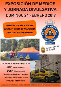 proteccion-civil-cartel-jornada-2019